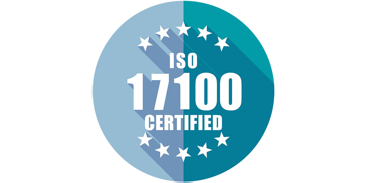 ISO 17100 Attached