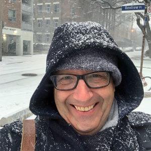 Matthijs Kooijman in Toronto