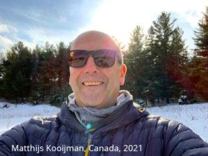 Matthijs Kooijman Canada 2021